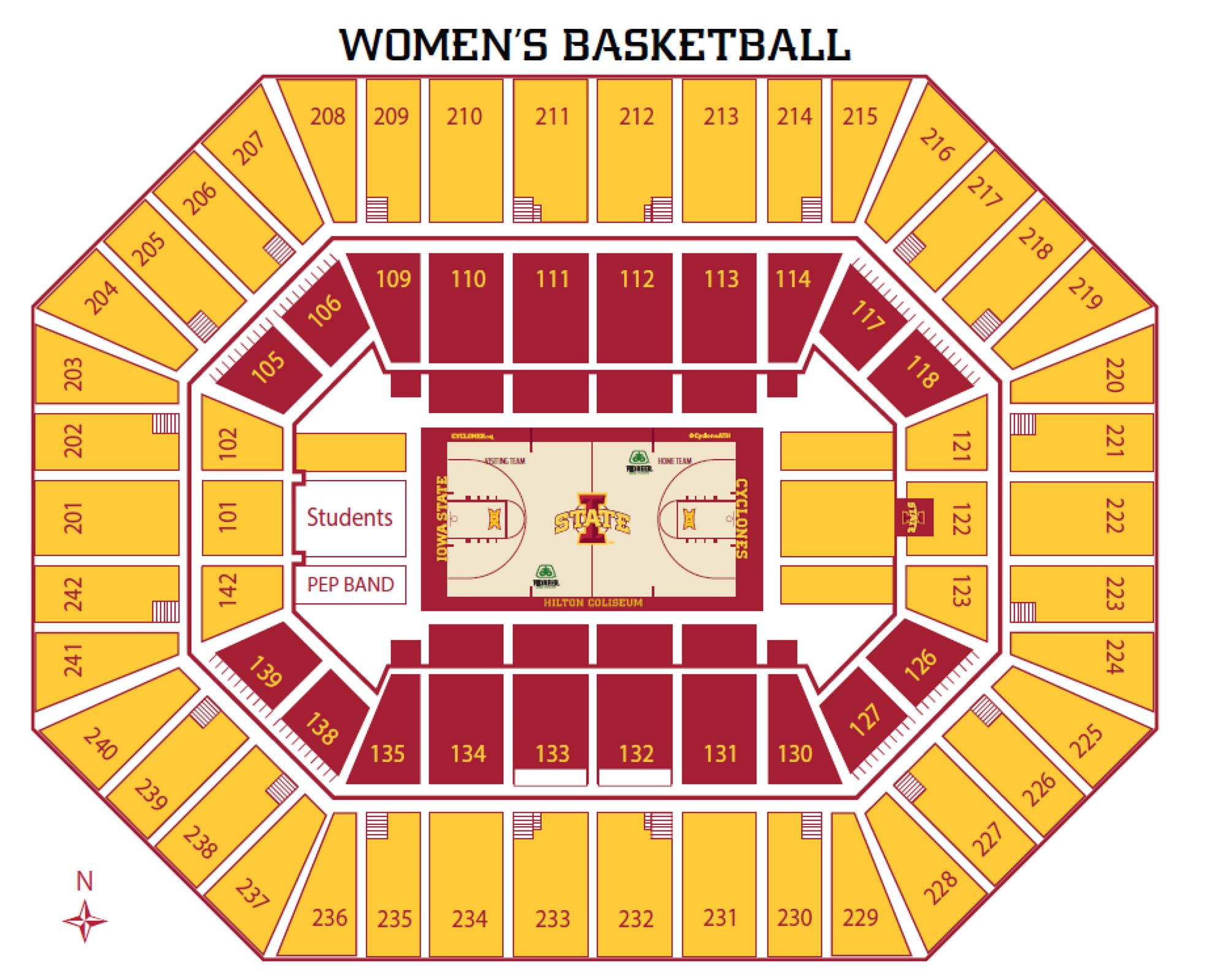 Priority Seating - Iowa State University Athletics